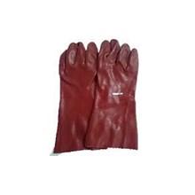 Sarung Tangan Safety LEOPARD PVC Glove LP 0090 Terbaik