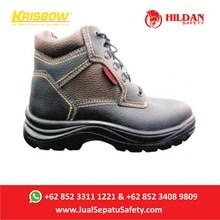 Harga Sepatu Safety Krisbow Hercules 6 (6 inch) Terbaru