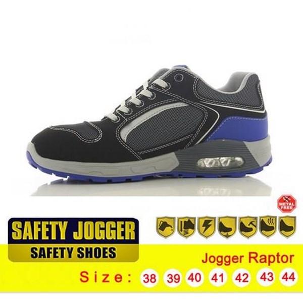 New Sepatu Safety Jogger RAPTOR Terbagus
