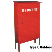 Box Hydrant type C Outdorr without glass Brand ZHIELD