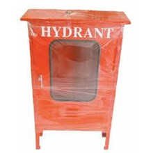 Harga Box Hydrant type C Outdorr dengan kaca Lokal