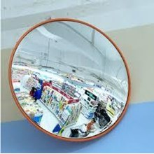 Harga Convex Mirror TECHNO 80cm Indoor LP 0047B Murah