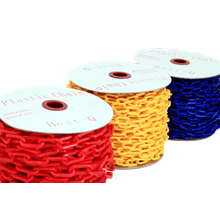 Harga Rantai Plastik BEST-Q Plastic Chain 8mm x 27M 0168