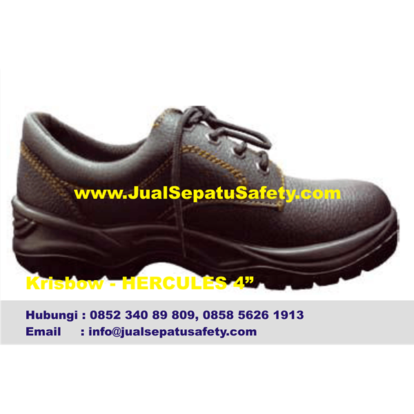 Sell Krisbow Safety Shoes wholesale Hercules 4 inch Complete a48e333069