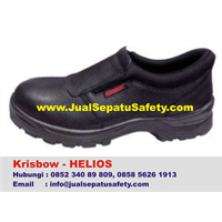 Jual Harga Sepatu Safety Krisbow Helios Terbaik 2