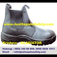 Jual Distributor Sepatu Safety Krisbow Gladiator Asli 2