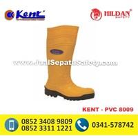 Harga Sepatu Safety KENT PVC 8009 Terbaik