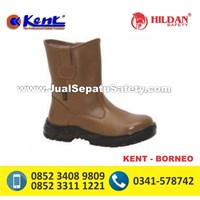 Sepatu Safety Kent Borneo Tercomplete