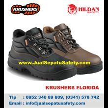 Harga Sepatu Safety Shoes KRUSHERS FLORIDA