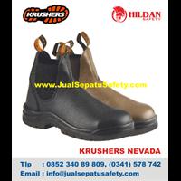 Harga Sepatu Safety KRUSHERS NEVADA