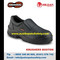 Pabrik Sepatu Safety Krusher Boston