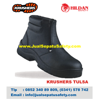Sepatu Safety KRUSHERS TULSA Original