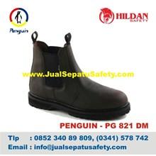 Sepatu Safety Shoes Penguin PG 821 DM