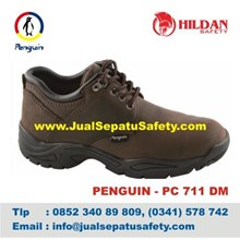 Sepatu Safety Penguin  Type - PC 711 DM Asli