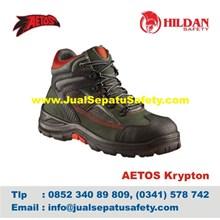 Sepatu Safety Merk Aetos KRYPTON 813188 Original