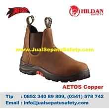 Harga Sepatu Safety Aetos COPPER  Murah