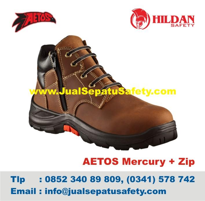 Sell Safety Shoes Brand Catalog Aetos Mercury Zip From