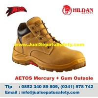 Daftar Harga Sepatu Safety Aetos Mercury Wheat