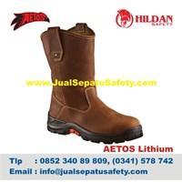 Harga Sepatu Safety  Aetos Lithium Murah
