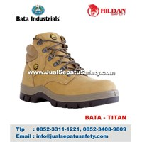 Sepatu Bata Titan Safety Shoes Indonesia