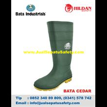 Sepatu Safety Shoes Bata Cedar Original