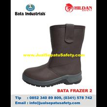 Harga Sepatu Safety Bata Frazer 2