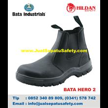 Toko Sepatu Safety Bata Hero 2 Black