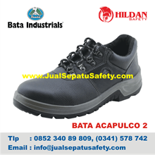 Sepatu Safety Bata Acapulko 2 Asli
