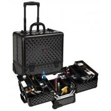 Harga Beauty Case Trolley dgn Lampu WB-418T