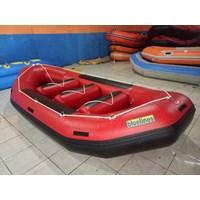 Jual Perahu Karet Rafting merk Bluelines Harga Termurah