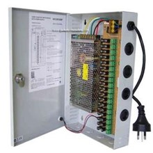 Harga Power Supply Centralized CCTV Camera Power Supply 10A Box