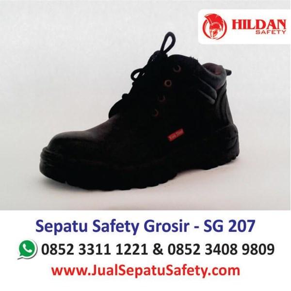 Sepatu Safety Grosir SG 207 Murah