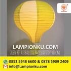 Lampion Balon Udara Kertas Anak 7