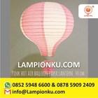 Lampion Balon Udara Kertas Anak 5