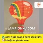 Lampion Balon Udara Kertas Anak 2