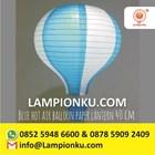 Lampion Balon Udara Kertas Anak 4