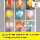 Lampion Balon Udara Kertas Anak 1
