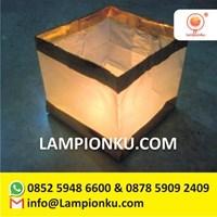 Lampion Apung Kotak Murah Malang 1