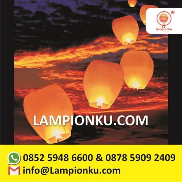Lampion Terbang Murah
