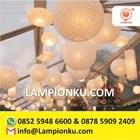 Lampion Bulat Dekorasi Restoran 1