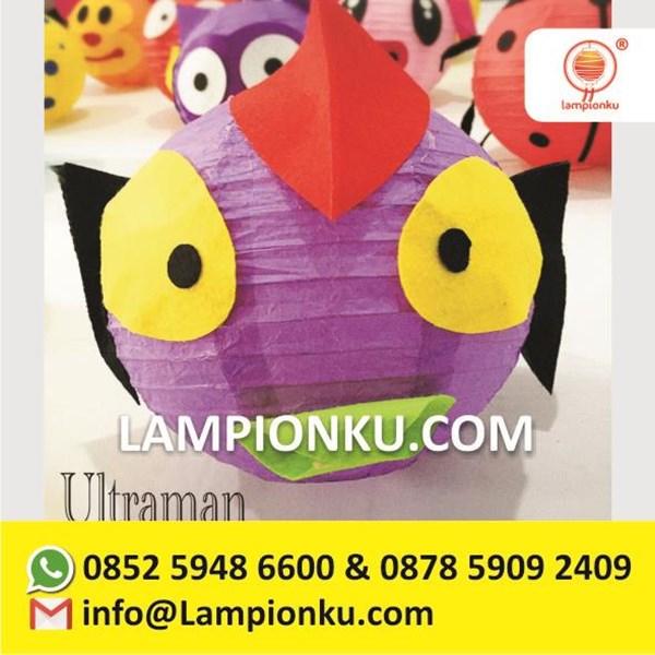 Lampion Karakter Anak