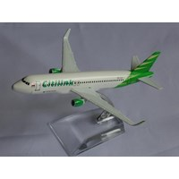 Harga Miniatur Fiber Citilink Air