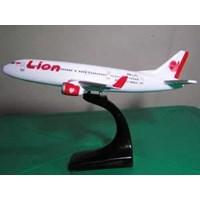 Jual Harga Miniatur Fiber Lion Air