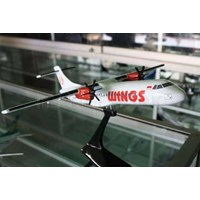 Miniatur Minifigure Fiber Wings Air