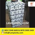 Lampion Jepang Kotak Bambu Luar 1