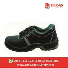 Sepatu Safety HORNETS LOW Tali PENDEK Asli