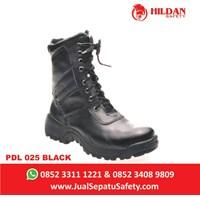 Harga Sepatu Safety HANDYMEN PDL 025 BLACK