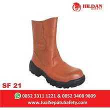 Sepatu Safety Merk Handymen Type SF 21