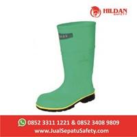 Sepatu Listrik RESPIREX HAZMAX CHEMICAL PROTECTIVE BOOTS (S5)