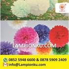 Unique Paper Pom Poms 1